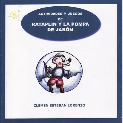 Rataplín y la pompa de jabón