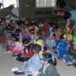 Cuentacuentos en el Colegio Moreno y Chacón